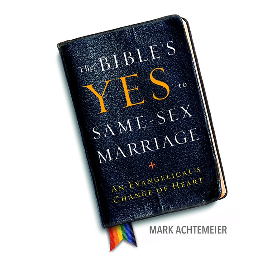 """Book Study: """"The Bible's YES to Same Sex Marriage"""""""