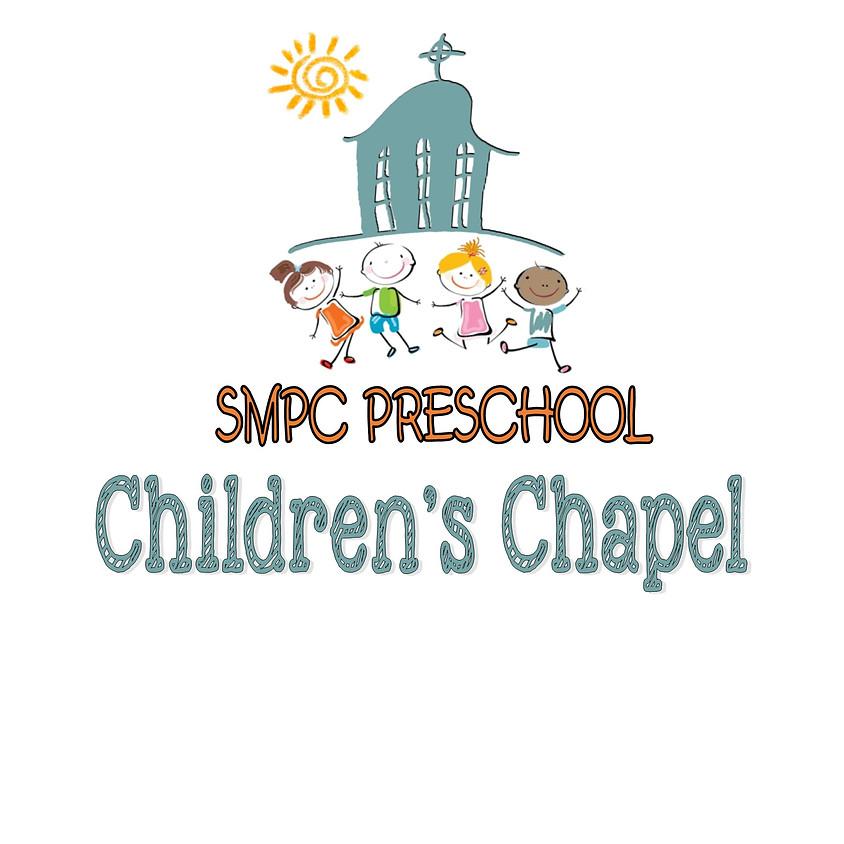 Facebook LIVE: SMPC Preschool Chapel