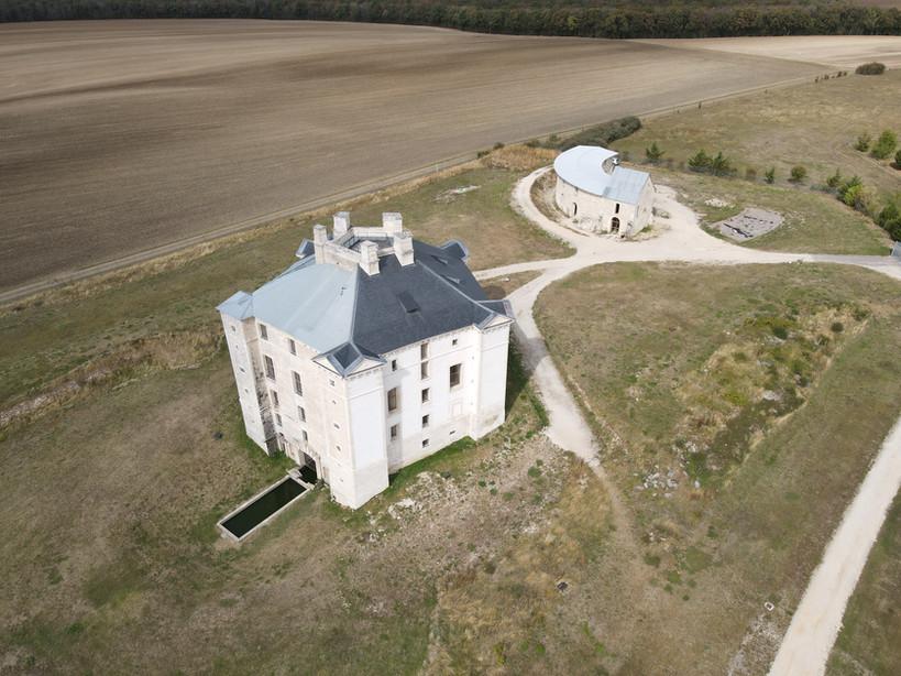 Château de Maulnes DR Julien MARQUIS 5.