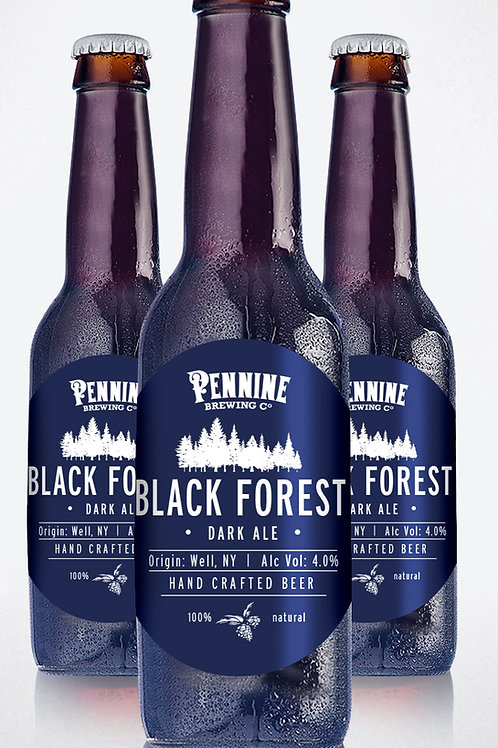 Black Forest - Dark Ale (Case of 12 x 500ml)