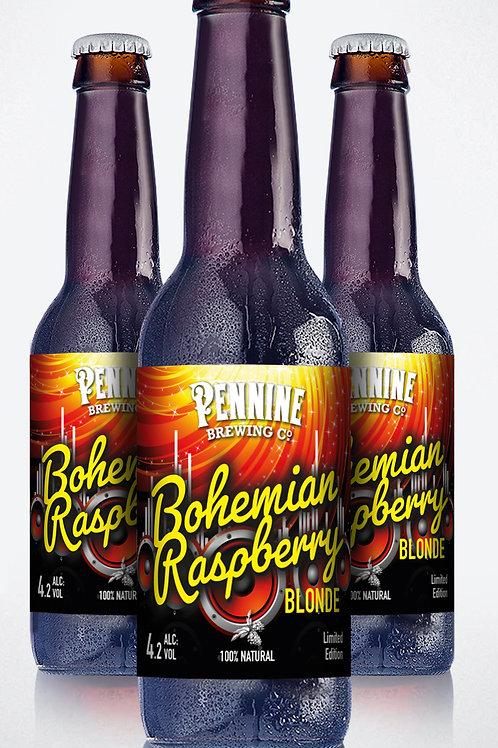 Bohemian Raspberry (12 x 500ml Bottles)