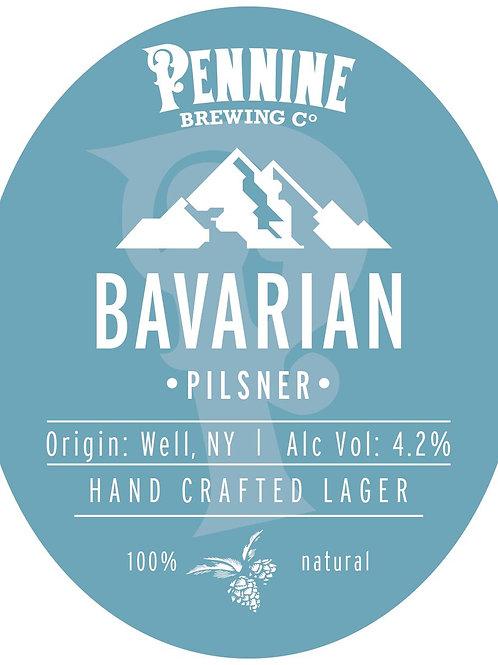 Bavarian Pilsner (MINI KEG  5LITRE )