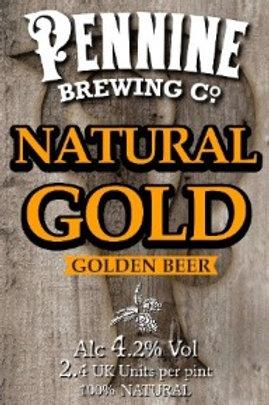 Natural Gold (Mini keg 5L )
