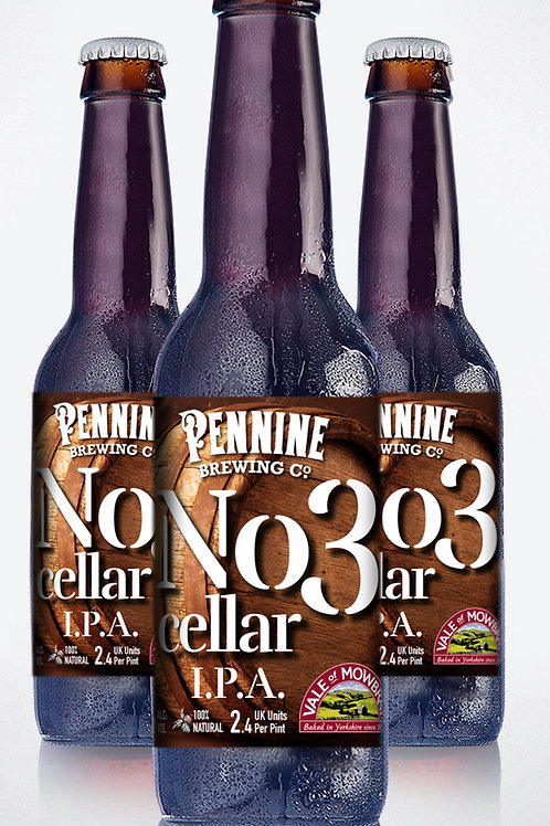 Cellar No: 3 - IPA (Case of 12 x 500ml)