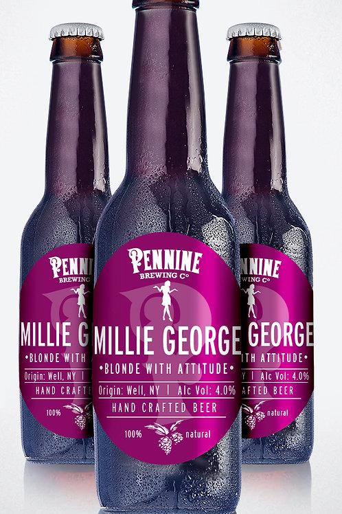 Millie George - Blonde (Case of 12 x 500ml)