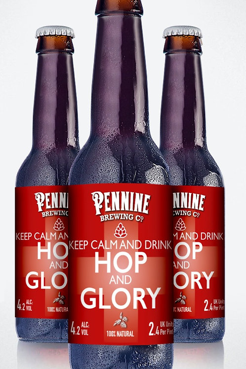 Hop and Glory (Case of 12 x 500ml)