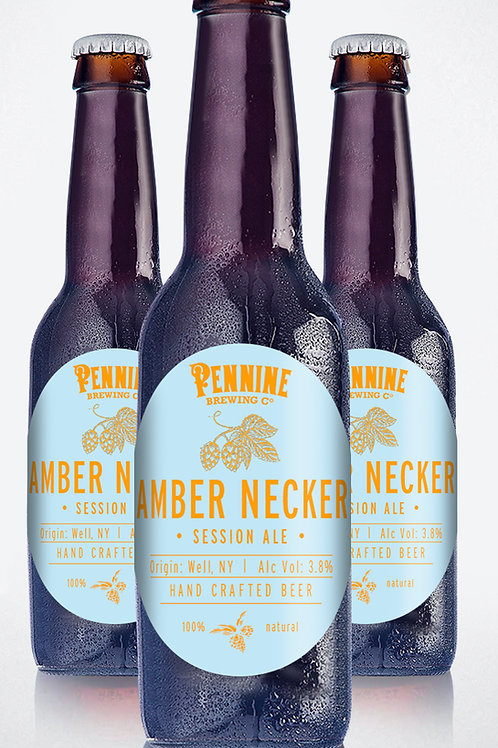 Amber Necker (12 x 500ml Bottles)