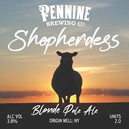 Shepherdress Blonde (Mini Keg 5L)