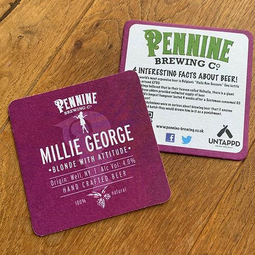 Millie George Drip Mats