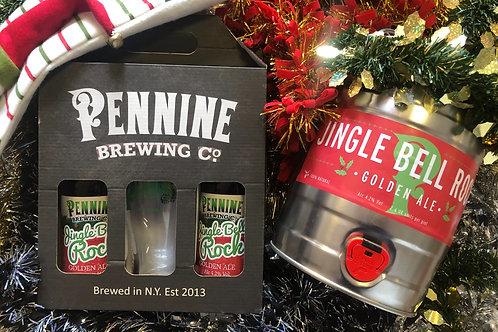 Gift Pack - 1 x5L Mini Keg, 2x Bottle & 1x Glass