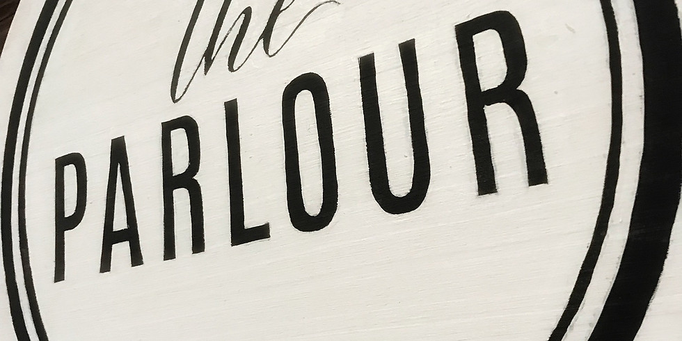 THE PARLOUR'S GRAND OPENING!