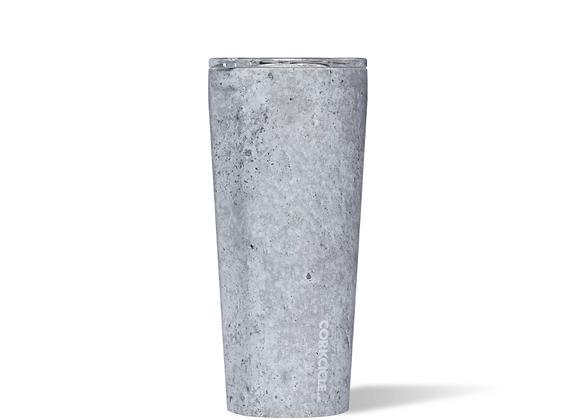 Corkcicle 24oz Origins Tumbler Concrete
