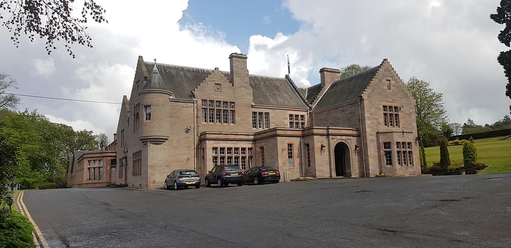 Murrayshall House Hotel, Scone, Perth