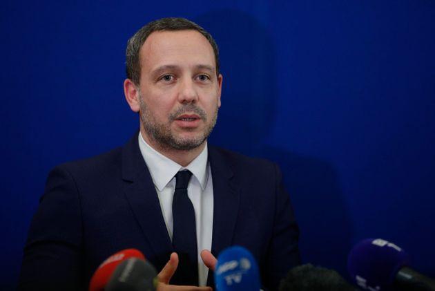Adrien Taquet, Secrétaire d'Etat chargé de la Protection de l'enfance
