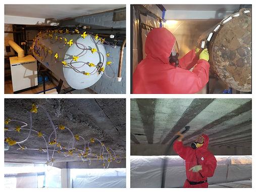 Asbestos removal essex