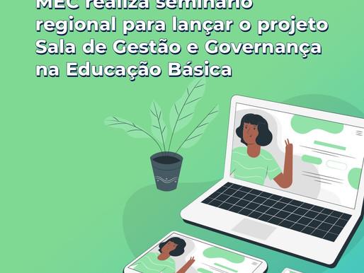 MEC e UnB lançam projeto para aperfeiçoar gestão e governança nos municípios