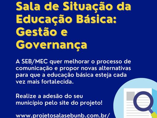 MEC promove seminário regional sobre Gestão e Governança na Educação Básica