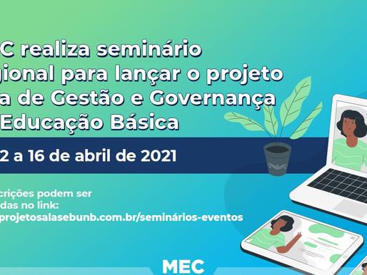 Sala de Gestão e Governança visa construir relação de comunicação entre a SEB/MEC e os municípios