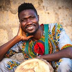 Namory Keita African Drumming, Camden, ME
