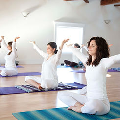 Iyengar Yoga Camden, ME