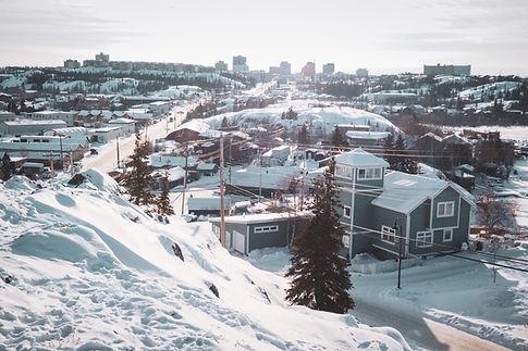Yellowknife_Winter_Canada_Northwest_Terr