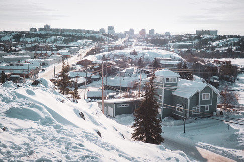 Yellowknife_Winter_Canada_Northwest_Terr