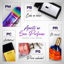 Aposte no seu perfume