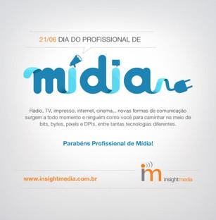 Dia do profissional de Mídia