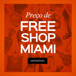 Preço de Free Shop Miami