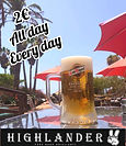 highlander too 2 best family bar restaurant puerto del carmen lanzarote