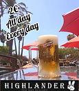 highlander too 2 best family bar restaurant puerto del carmen lanzarote