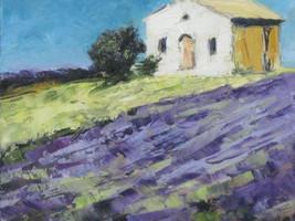 Chapelle des prés / Provence