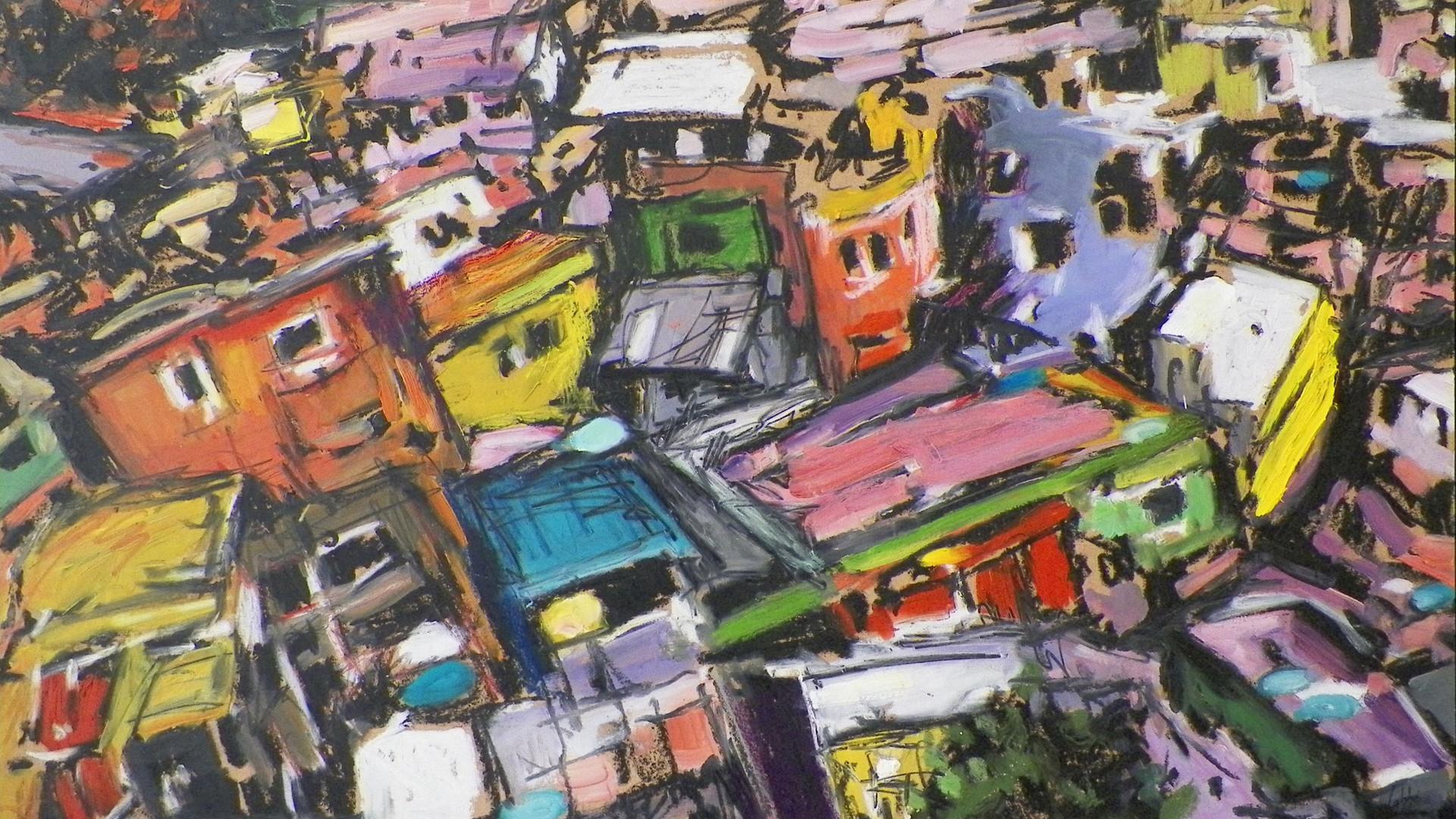 Pâté urbain-Basse ville