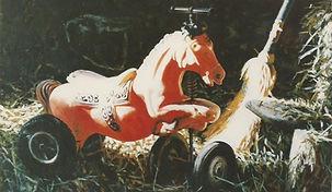 Retrospective de premières oeuvres de l'artiste Guy Labbé