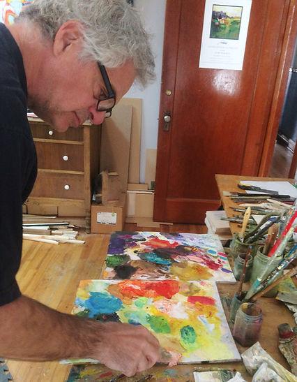 Guy Labbé artiste Peintre