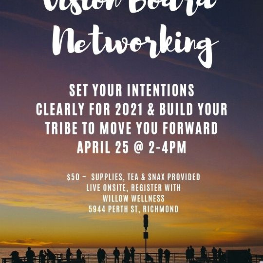 Vision Board Networking