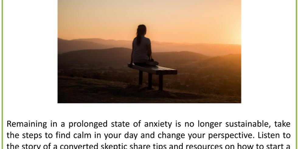 CHEO Meditation webinar