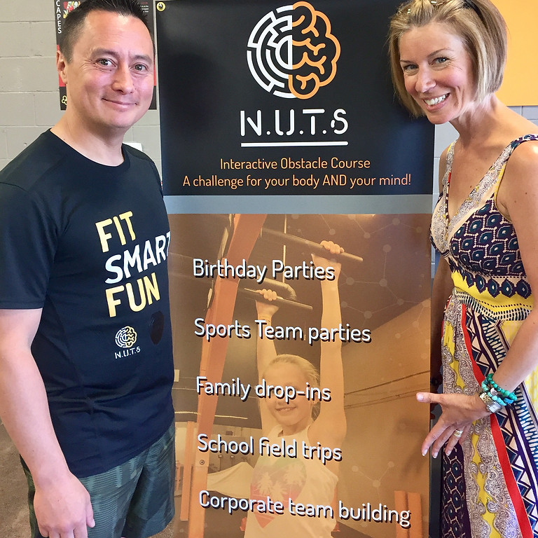 Nourishing the Exceptional Child- interview with NUTS