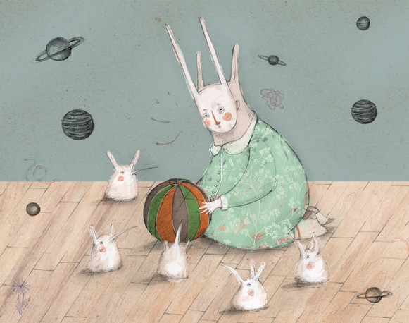 """""""A Juggling Ball or the Moon is the same to me"""""""