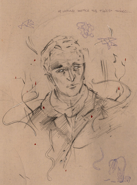 """""""Malcolm Portrait 2"""""""