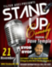 Copy of Stand Up Comedy - Made with Post