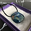 Thumbnail: Glass Pendant handmade by Sandie Polanik