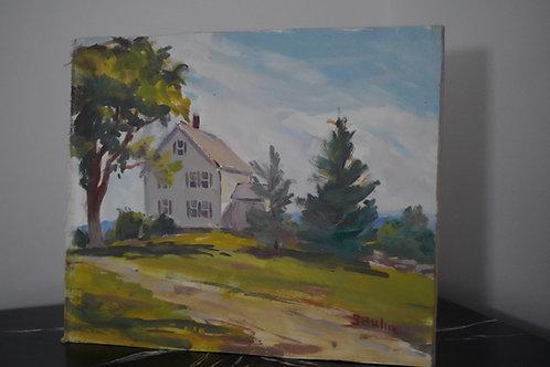 Dresser Hill Farm by Charlie Gaulin