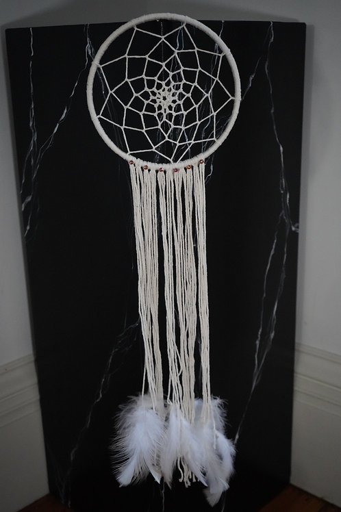 Handmade Dream-Catcher by Lily Larcheveque