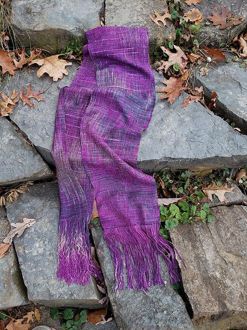Narrow scarf r-1