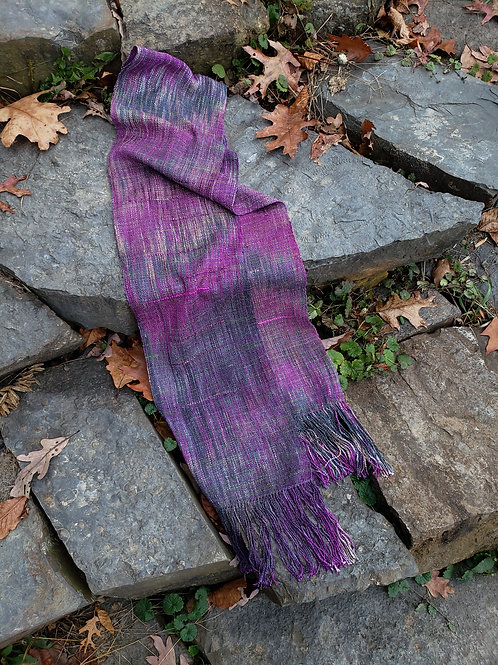 Narrow scarf r-2