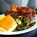 Tipsy Orchard Barbecue Ribs