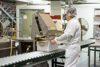 Nut Manufacturing