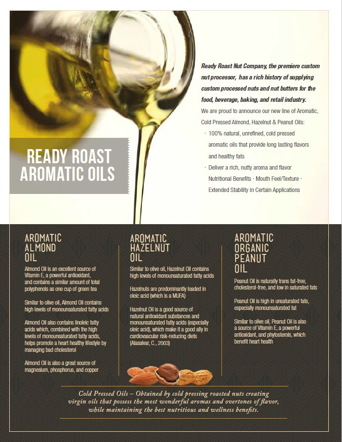 About Our Aromatic Oils