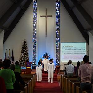 2017 성탄주일예배